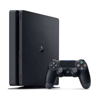 PS4 Slim 500GB 1 Year SEA official Warranty