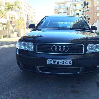 AUDI A4 2003 2.0 - MUST GO! ONO for ASAP Pick Up