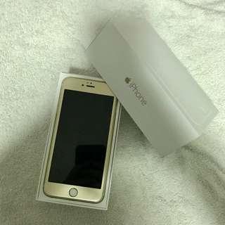 Apple iPhone 6 Plus 64GB Gold (full set)