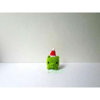 [Xmas EDITION] Angry Bird - Pig Phone Charm