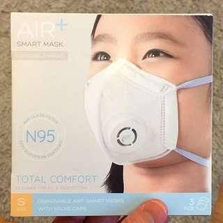 N95 AIR+ Smart masks