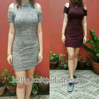 Kelly Knitted Dress