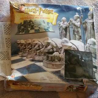 Harry Potter wizard Chest Game