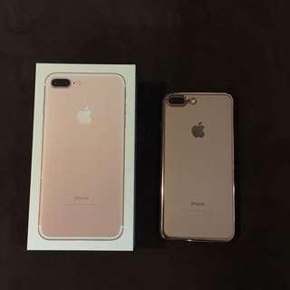 iPhone 7 Plus 256 Gb In Rose Gold
