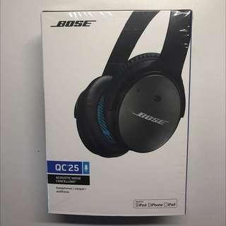 Bose QC 25 - Acoustic Noise Cancelling