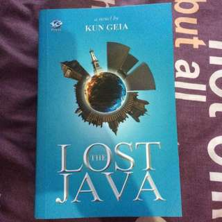 The Lost Java by Kun Geia