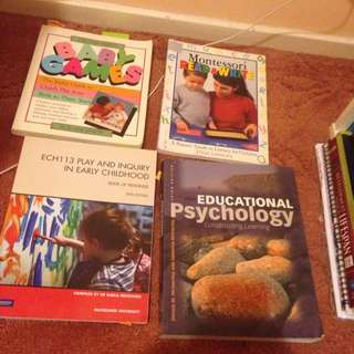 Education Textbooks