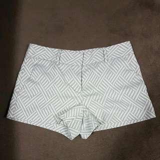 Aztec Patterned Shorts