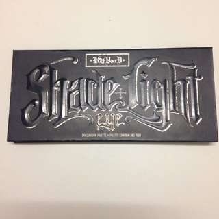 Kat Von D Eye Shade And Light Palette