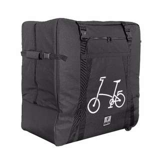 Transport bag for folding bike