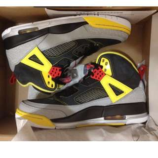 🚚 降!便宜賣喔,Nike Air Jordan Spizike Lee 史派克李 3M  反光 315371-050