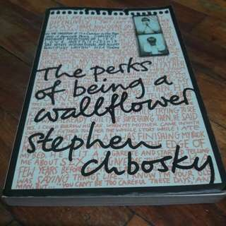 RESERVED: The Perks Of Being A Wallflower By Stephen Chbosky