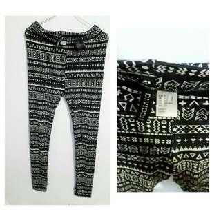 H & M Tribal Pants