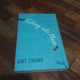 RESERVED: Falling Into Place By Amy Zhang