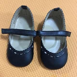 Rustanette Black Shoes
