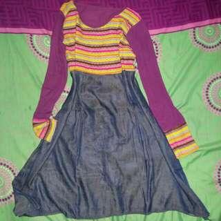 Baju Kaos Pelangi