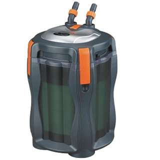 Periha EA-800 External filter drum, external filter for aquarium cylinder