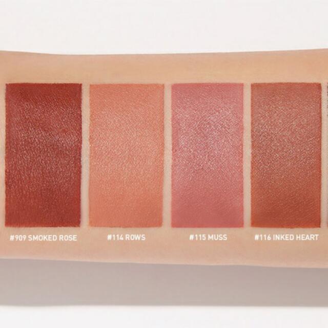 3CE Mood Recipe Lip Color