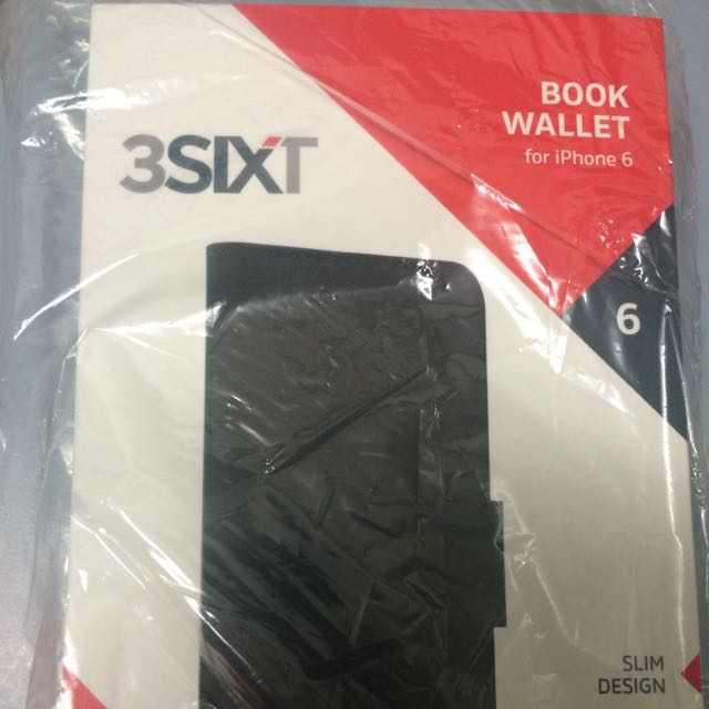 3SIXT book wallet for iPhone 6