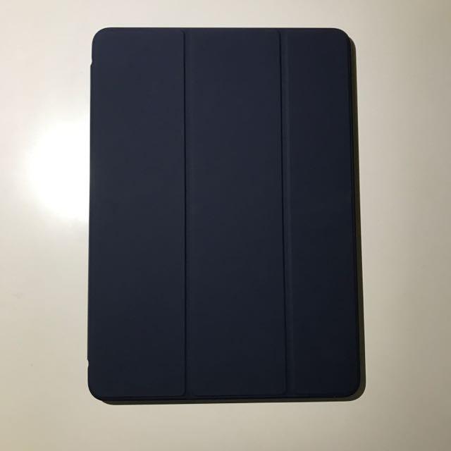 蘋果原廠9.7吋iPad Pro Smart Cover-午夜藍色,原價1690元