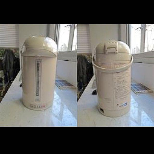 日本製造象印牌微電腦氣壓式熱水器