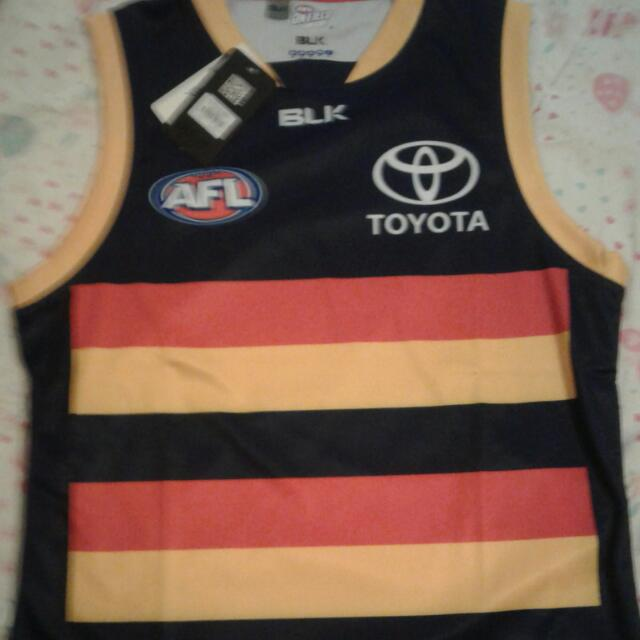 AFL CROWS HOME JUMPER BNWT