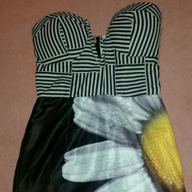 AliveGirl Size 8 Summer Cocktail Dress