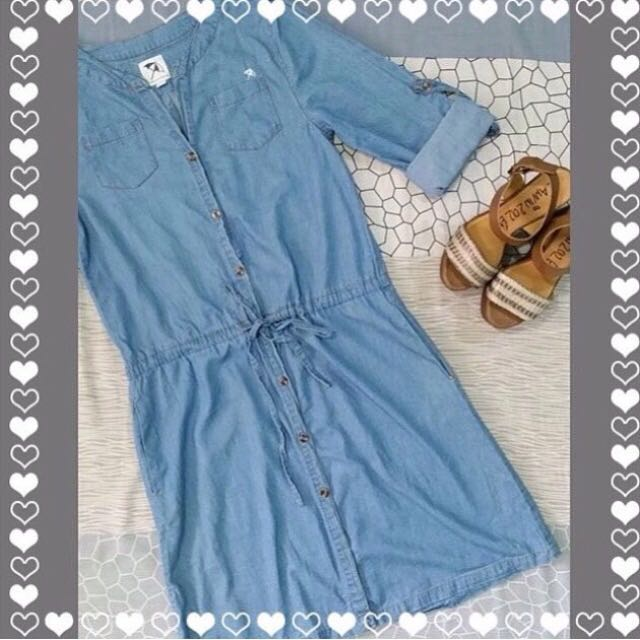 Arnold Palmer Denim Dress