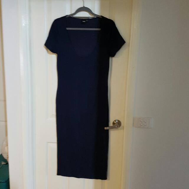 Asos Navy Dress