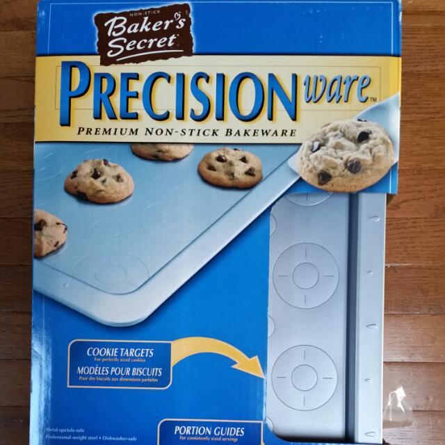 Baker's Secret Precisionware 7-pc.Premium Non-stick Bakeware Set