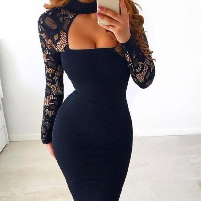Black S Dress
