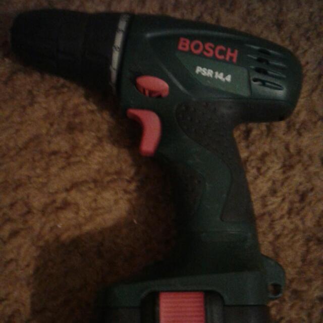 Bosch Drill Driver Cordless 14,4v