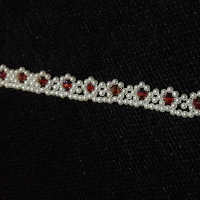 Bracelet and Necklace