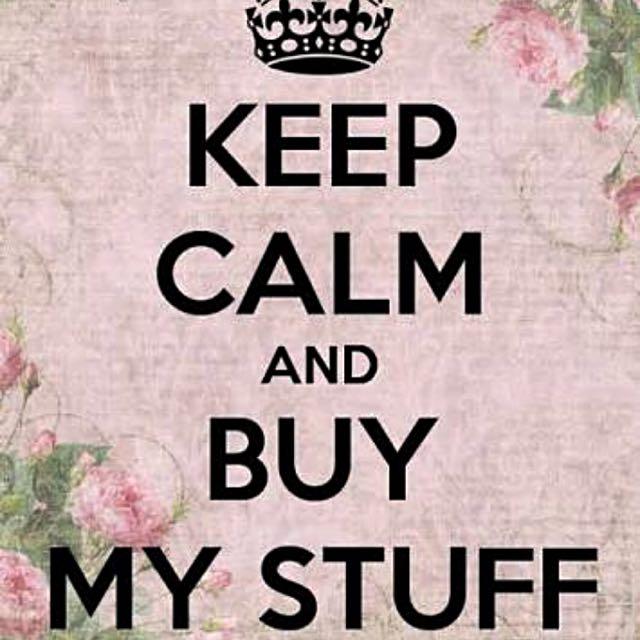 Buy My Things! 💜