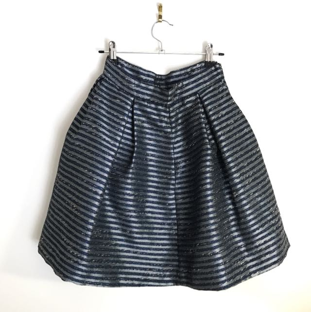 Cue High Waisted Skirt Fully Lined