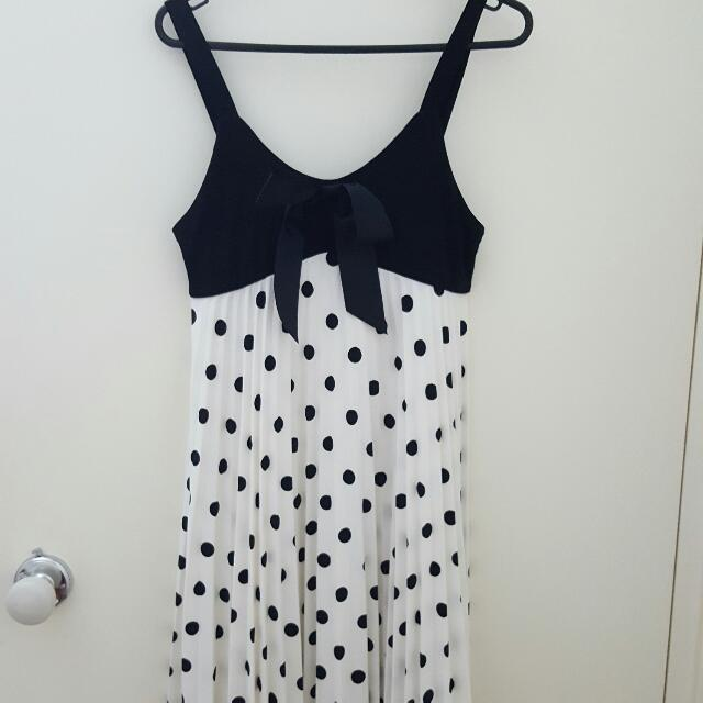 Cute Dotted Dress