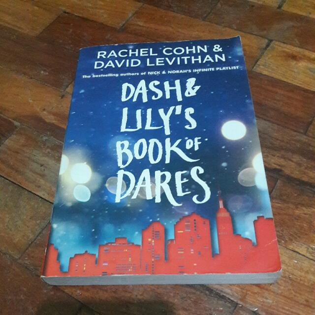 RESERVED: Dash & Lily's Book Of Dares