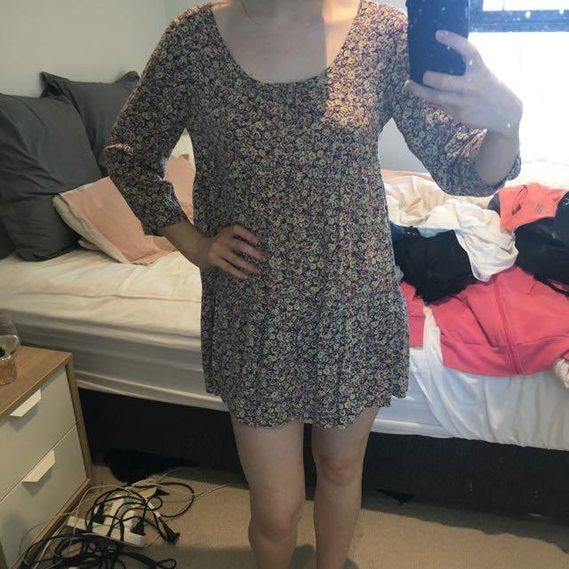 Don't Ask Amanda Dress
