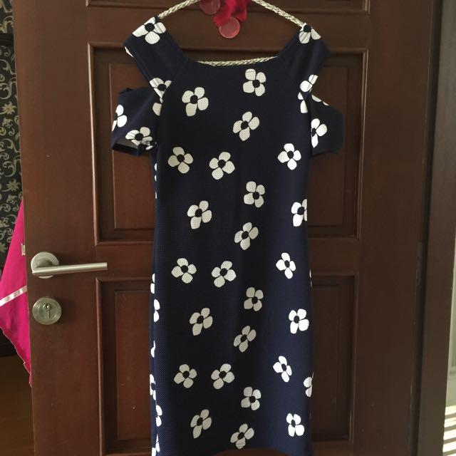 Dress Kekinian,bahan Wafel,new Say 😍