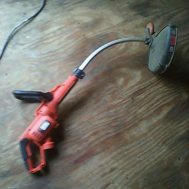 Electric Weedwacker