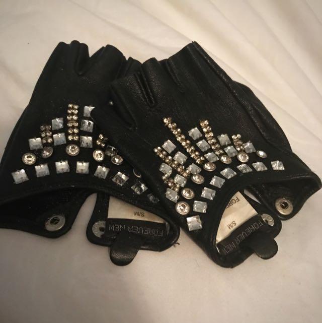 Forever New Fingerless Gloves