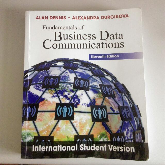 fundamentals of business data communications 11th edition