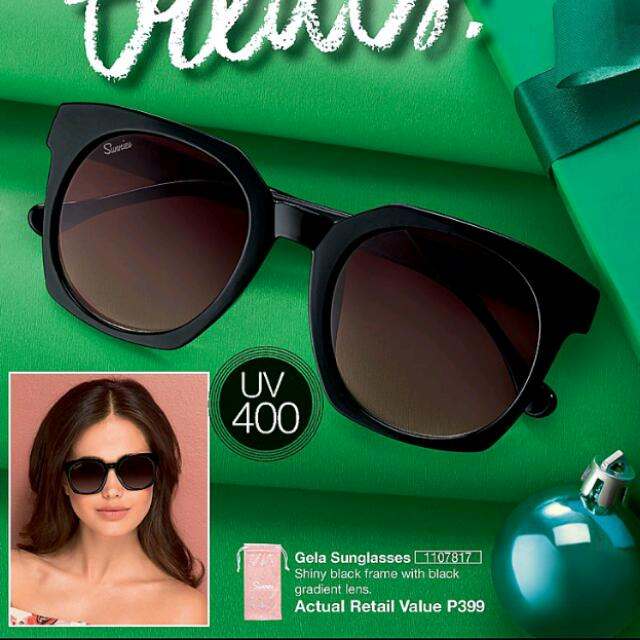 Gela Sunnies For Avon On Hand *free Shipping Within MM*