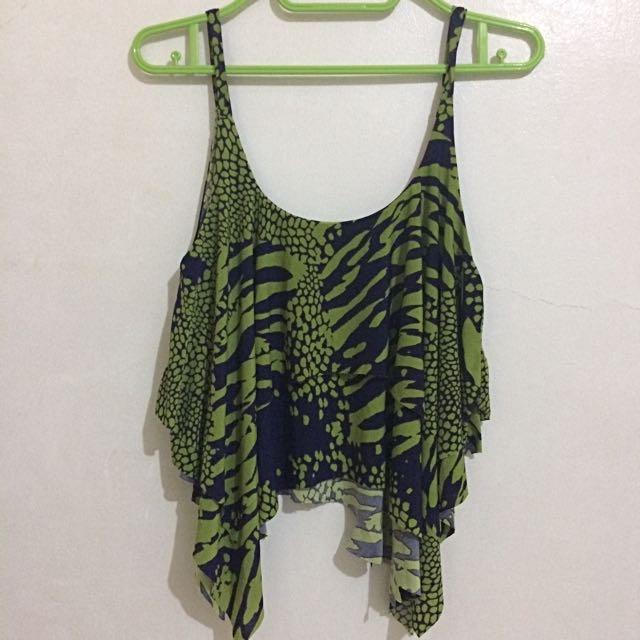 Green Drawstring