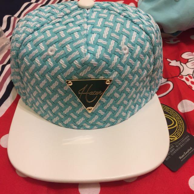 HATER全新棒球帽