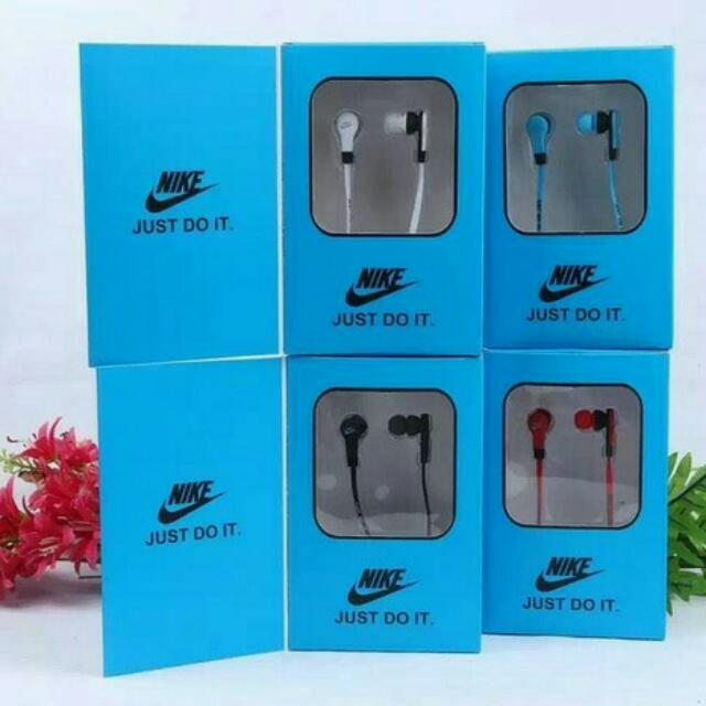 Headset Bluetooth Nike MS-B4, Mobile Phones & Tablets, Mobile & Tablet Accessories on Carousell