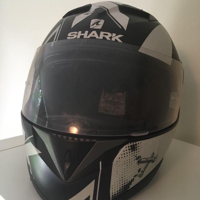 Helmet Shark S700 Trax Mat