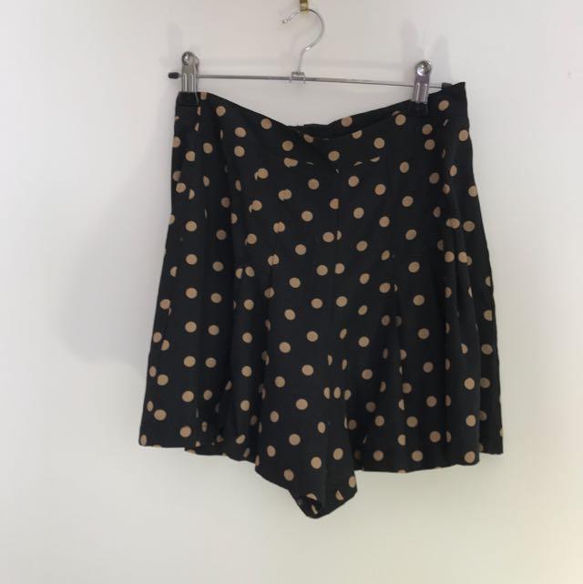 IDS High Waisted Mini Shorts