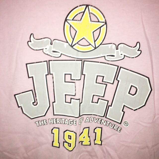 Jeep Tee