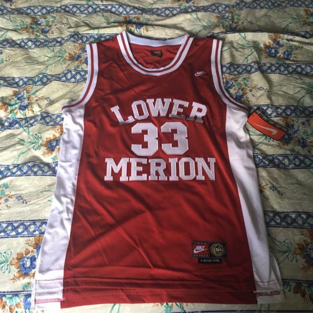 Kobe Bryant Rare Lower Merion Jersey